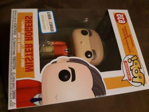 FUNKO Mr Rogers Puppet B&N Exclusive w/ protector