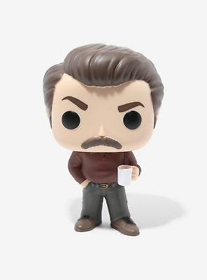 Funko and - Ron Swanson