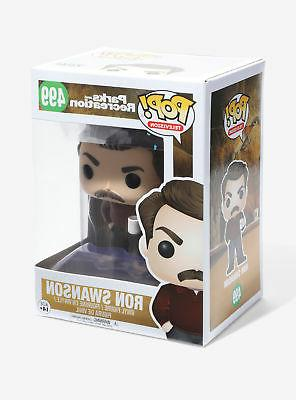 Funko Pop Parks and - Swanson
