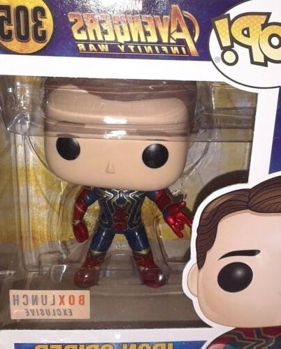 Funko POP IRON SPIDER Avengers