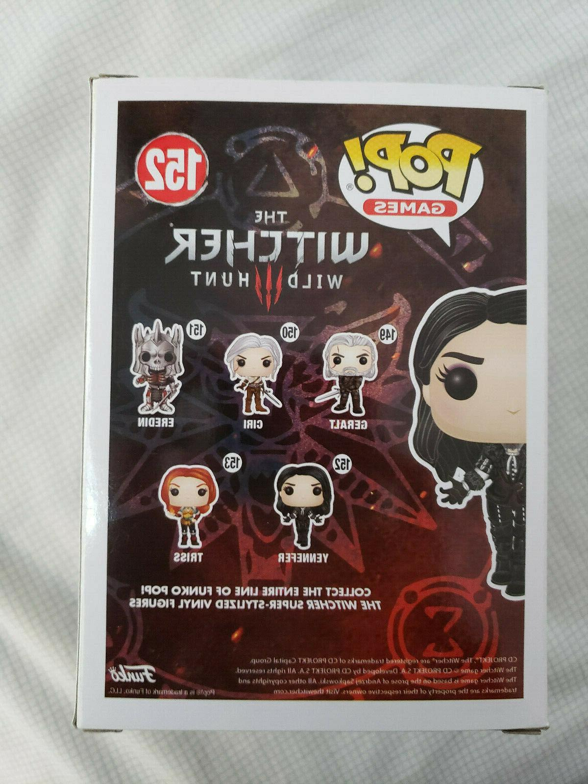 Funko The Witcher 3 Wild Hunt Vinyl 152