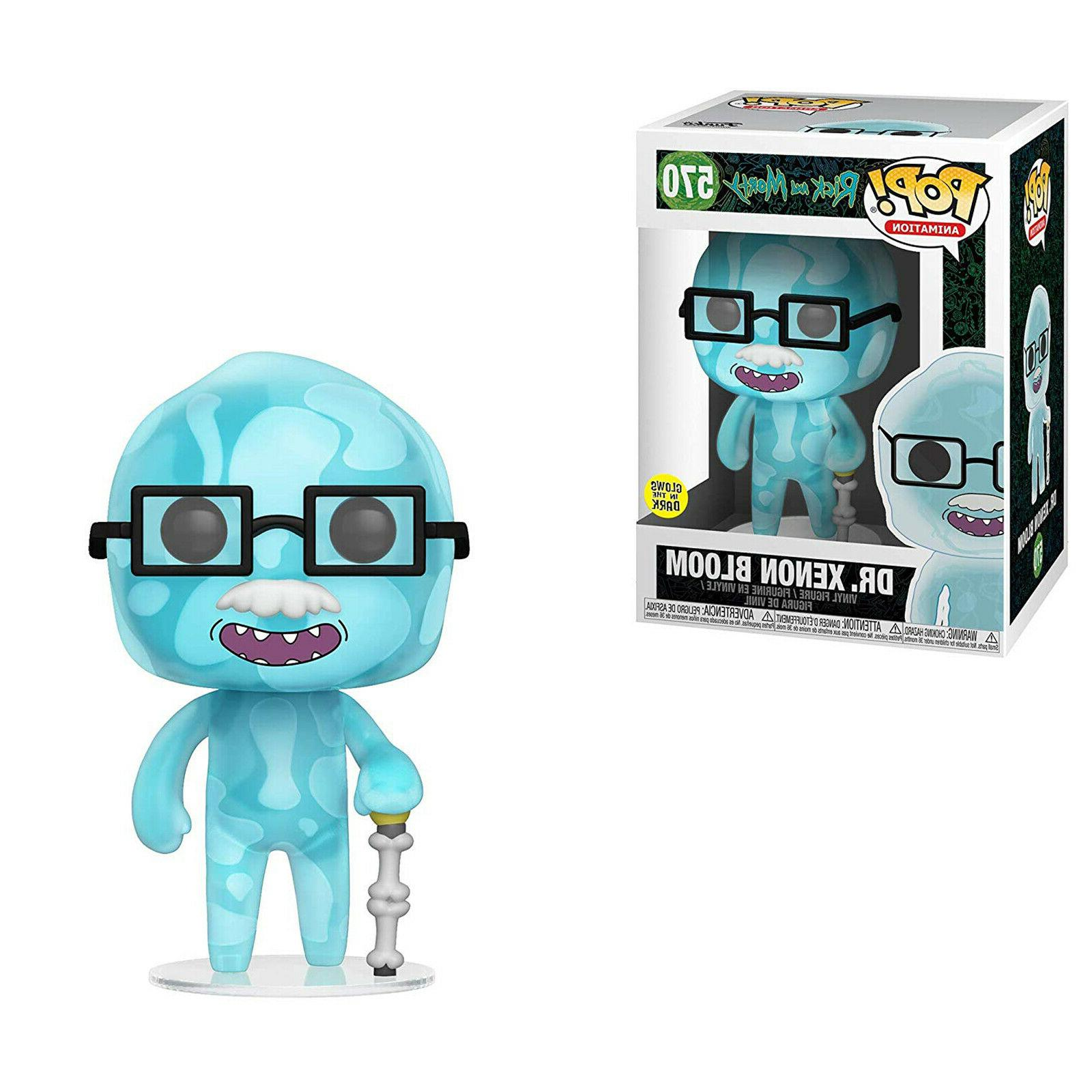 rick and morty pop dr xenon bloom