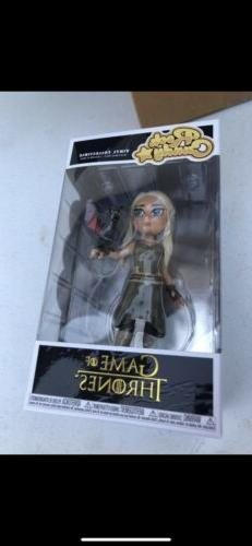 Funko Rock Candy Daenerys Targaryen Dragon Figure Game Of Th