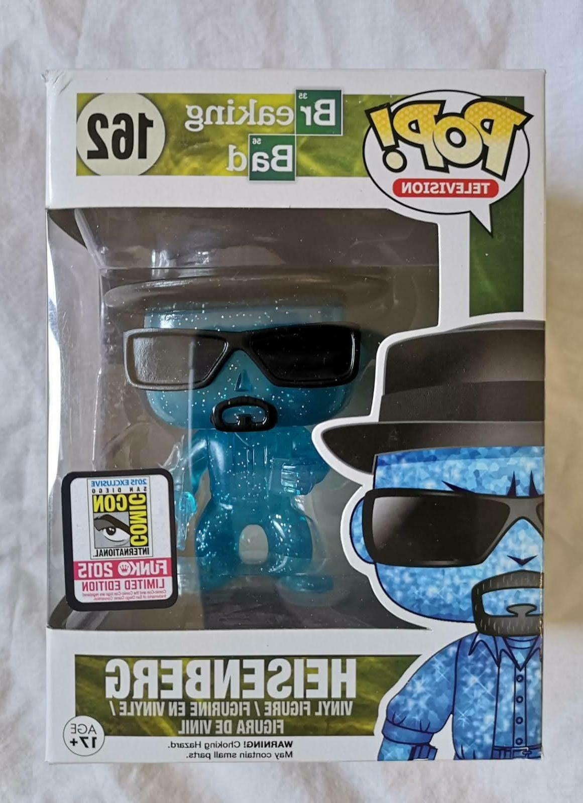 SDCC Funko Television - BREAKING Blue Crystal