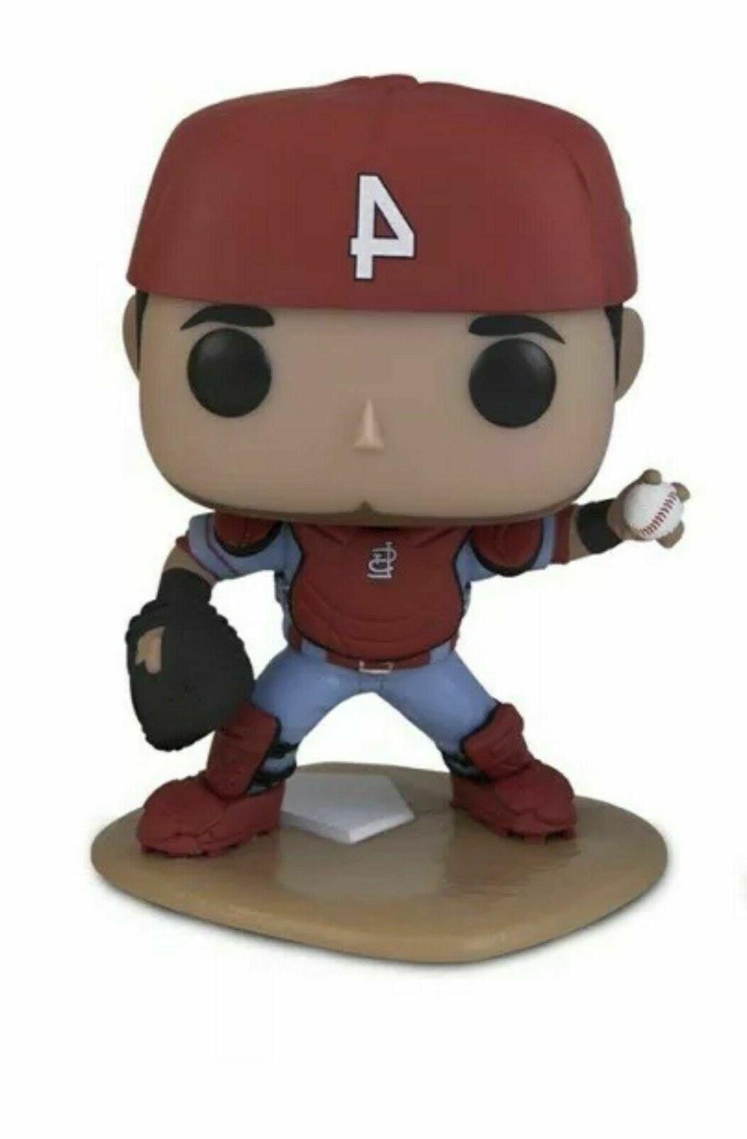 St Louis Cardinals Yadier Molina MLB Funko Pop! SGA 9/2/2019