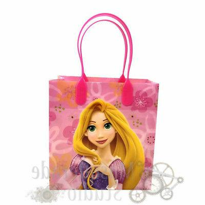Disney Tangled Party Favor Supplies Goody Gift Bags