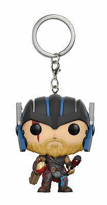 Thor 3: Ragnarok - Thor Pocket Pop! Keychain