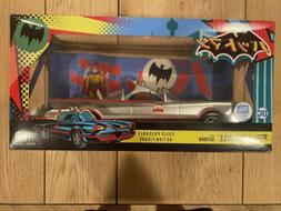 🔥 LE 1500 PC Funko DC Chrome 1966 Batmobile W/ Batman Fun