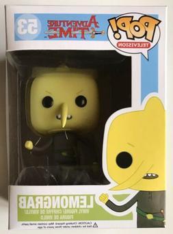 Lemongrab  Funko Pop