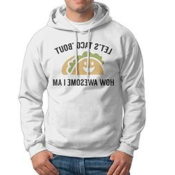Obachi Let's Taco Bout How Awesome I Am Men's Long Sleeve Pu