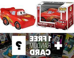 Lightning McQueen: Funko POP! x Disney Pixar - Cars Vinyl Fi