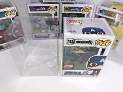 Lot 5 20 50 100 Collectibles Funko Pop Protector Case for 4""