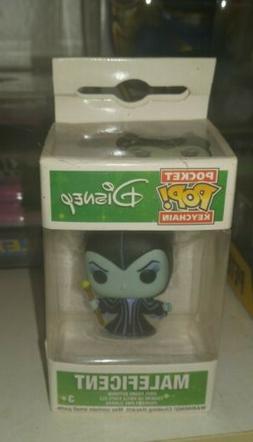 Maleficent Funko Pocket Pop Disney Vinyl Keychain