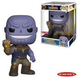 "Marvel Avengers Infinity War #308 - Thanos 10"" Inch - Funko"