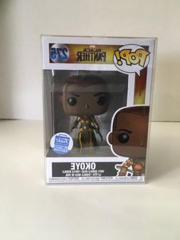 Funko Pop Marvel Black Panther Okoye Limited Edition Vinyl B