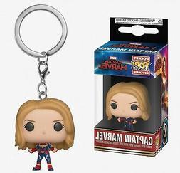 Marvel Captain Marvel Pocket Pop! Keychain Vinyl Figure