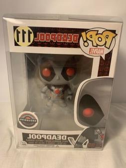 Marvel Deadpool Gamestop Exclusive Funko Pop 111 Vinyl Figur