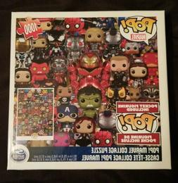 Marvel Funko Pop Collage Puzzle 1000 Piece