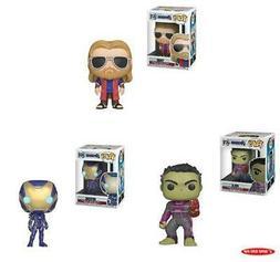 Marvel's Avengers: Endgame Funko Pops. PRE ORDER. Thor. Resc