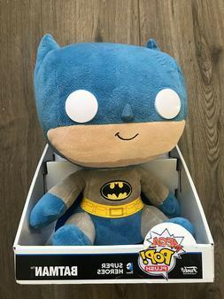 FUNKO MEGA POP! PLUSH BATMAN - MINT IN BOX!