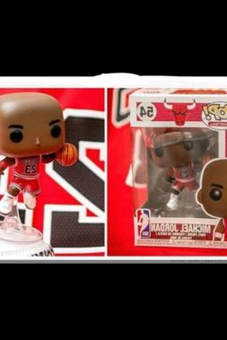 Michael Jordan Funko Pop #54 100% Guaranteed Pre Order Chica
