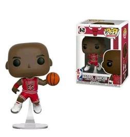 MICHAEL JORDAN - Funko Pop! NBA #54 Chicago Bulls POP Protec