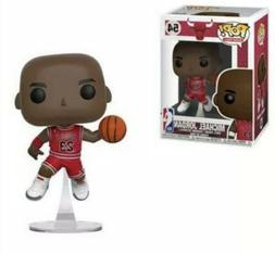 MICHAEL JORDAN - Funko Pop! NBA #54 Chicago Bulls POP Protec