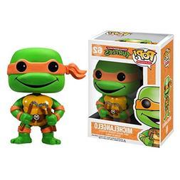 """Michelangelo: ~3.7"""" Funko POP! TMNT Vinyl Figure"""