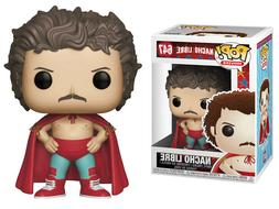 NACHO LIBRE - Funko Pop! Movies #647 IN STOCK