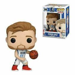 FUNKO NBA Dallas Mavericks Luka Doncic Pop! Vinyl Figure NIB