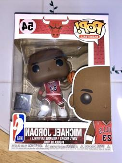 NBA Funko POP! Sports Michael Jordan Chicago Bulls Vinyl Fig