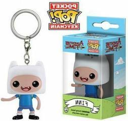 NEW! Funko Adventure Time Pocket POP! TV Finn Keychain