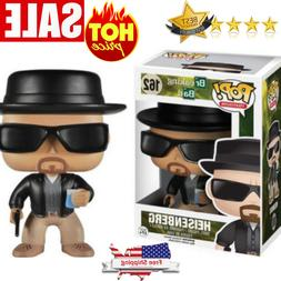 NEW Funko POP Breaking Bad HEISENBERG Vinyl Action Figures