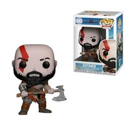 NEW Funko Pop! Games God of War KRATOS with Axe 4in Vinyl Fi