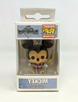 New Funko Pocket Pop Keychain Disney Kingdom Hearts Mickey V