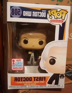 New Funko Pop Doctor Who First Doctor 2017 Fall Shared Conve