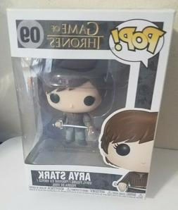 New!! Funko POP Game of Thrones  Arya Stark Vinyl Figure