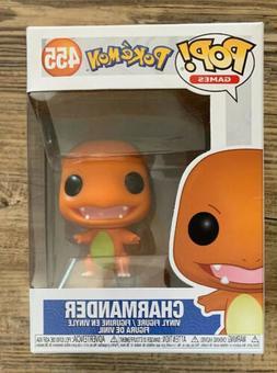 NEW Funko Pop! Games Pokemon Charmander # 455 Figure Toy