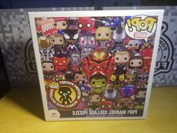 NEW! Funko POP Marvel Puzzle!1000 Pieces with Mystery POP!