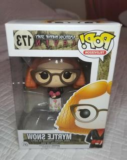 NEW Funko Pop MYRTLE SNOW #173 American Horror Story AHS Sea