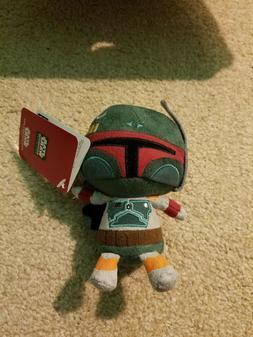 NEW Funko Pop Plush! Mopeez Boba Fett Star Wars Smuggler's B