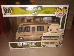 New Funko Pop! Ride Crystal Ship From Breaking Bad # 9 Vault