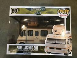 New Pop Rides: Breaking Bad - The Crystal Ship Funko VAULTED