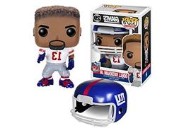 Funko NFL New York Giants Funko POP! Sports Odell Beckham Jr bd5b98440