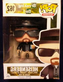 NIB Funko Pop Heisenberg #162 Breaking Bad Jesse Pinkman Wal