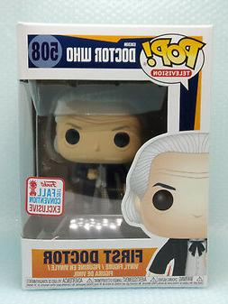 NYCC 2017 Funko Pop First Doctor # 508 Doctor Who