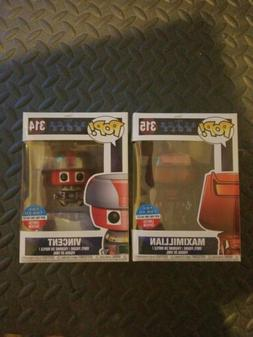 NYCC 2017 Funko POP The Black Hole Vincent & Maximillian Toy
