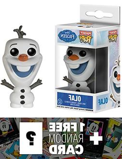 Olaf: Pocket POP! x Disney Frozen Mini-Figure + 1 FREE Class