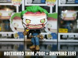 ON-HAND Funko POP! DC The Joker Death of the Family #273 HOT