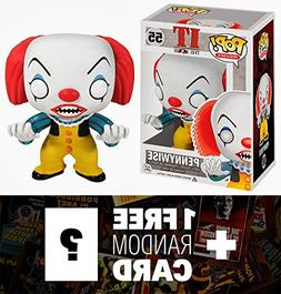 Pennywise: Funko POP! Horror Movies x Stephen King's It Viny